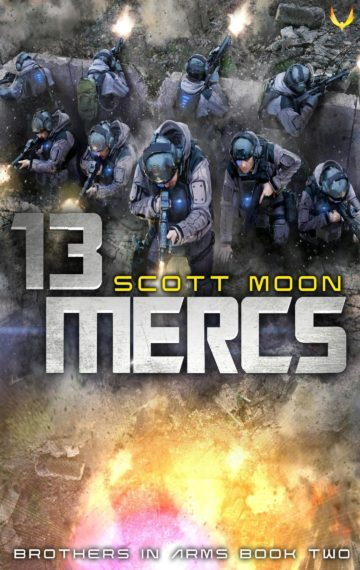 13 Mercs (Brothers in Arms 2)